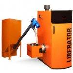 Твердотопливный пеллетный котел LIBERATOR Multi 50 кВт
