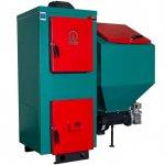 Твердопаливний котел LOGITERM maxiMAX HYDRO 62 кВт