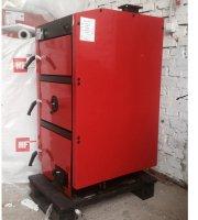 Твердотопливный котел Metal-Fac RED LINE PLUS  25 кВт