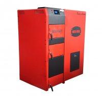 Твердотопливный котел Metal-Fach RED LINE MAX 28 кВт